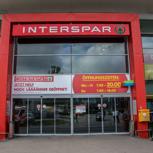 Interspar City Super Center